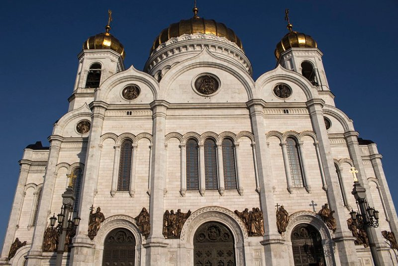 Top 10 places to see in Moscow, Russia   Cathedral of Christ the Saviour