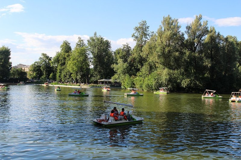 Top 10 places to see in Moscow, Russia   Gorky Park