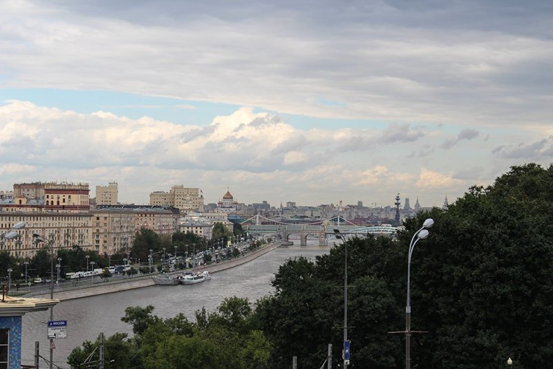 Top 10 places to see in Moscow, Russia | The Russian Academy of Sciences Observation Deck