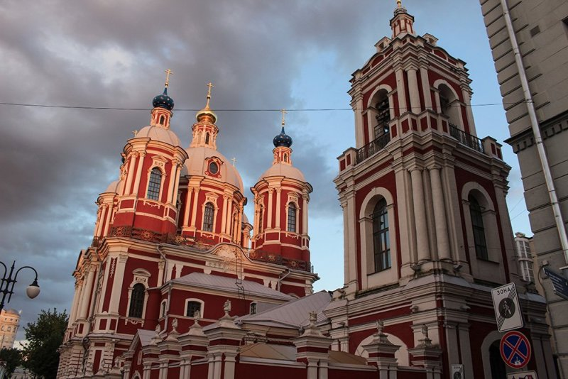 Architectural gems of Moscow, Russia   St Clement's Church