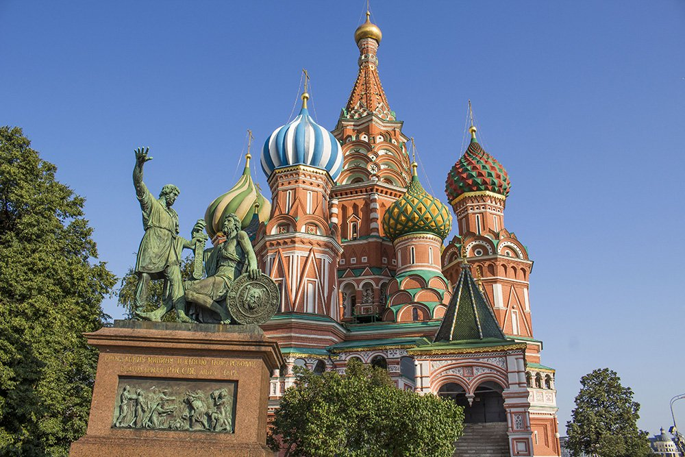 Why you should visit Moscow, Russia