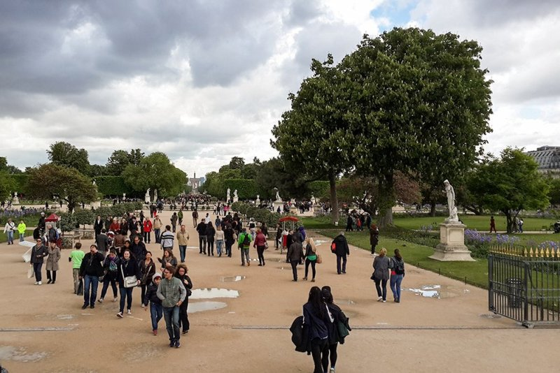 France: what to do in Paris in one day   Tuileries Gardens