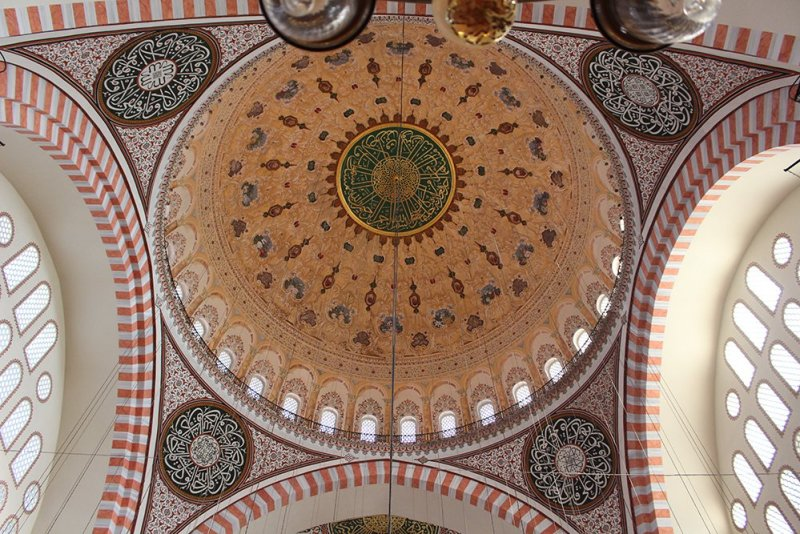Things to do during a short layover in Istanbul, Turkey | Domes of Suleymaniye