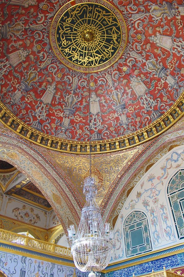 Things to do during a short layover in Istanbul, Turkey | Harem in Topkapi