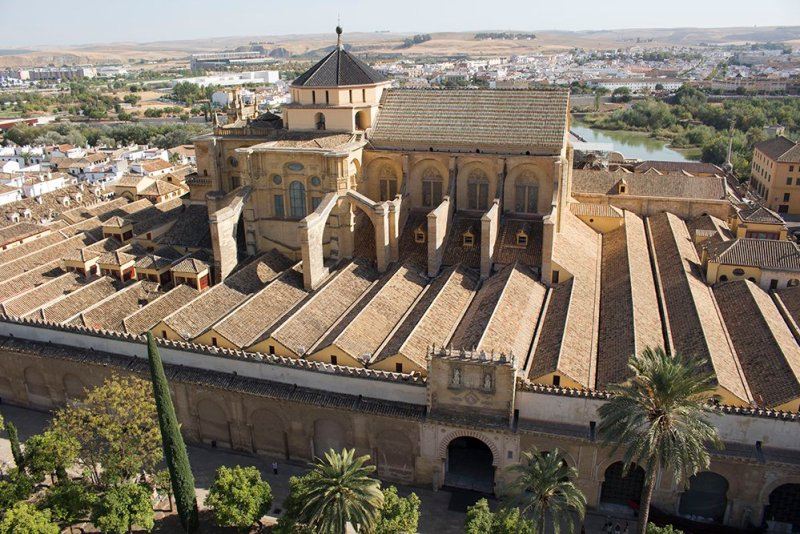 3 weeks of solo travel in Spain: 3 days in Cordoba | Mezquita