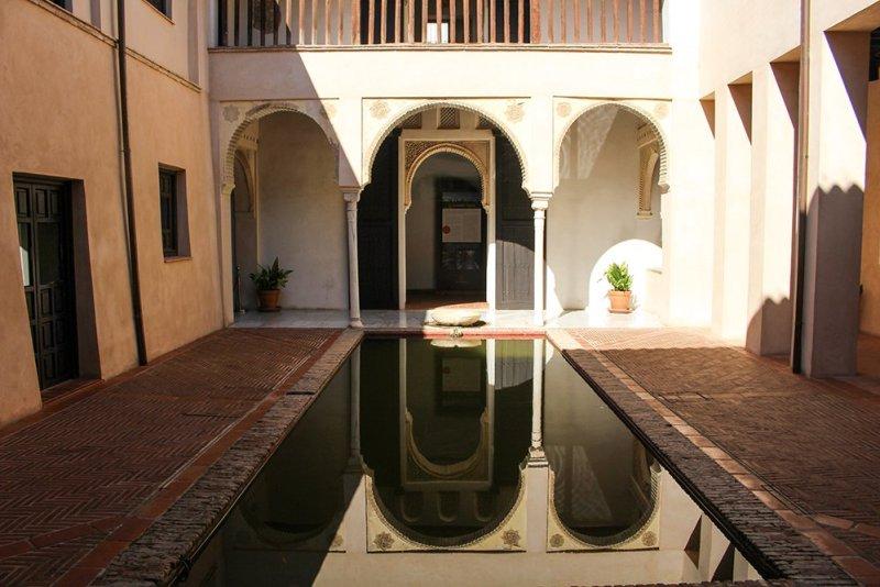 3 Weeks of Solo Travel in Spain, Part 3: things to do in Granada | Casa de Zafra