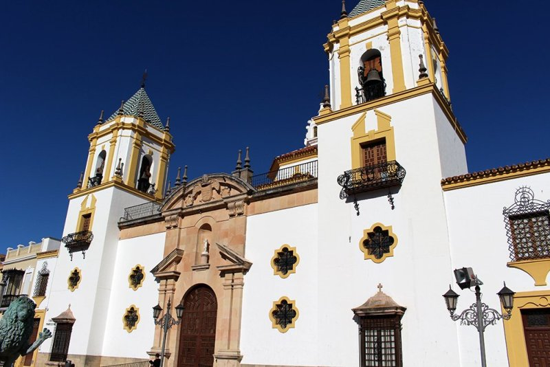 3 weeks of solo travel in Spain, Part 5: 1 day trip to Ronda | Plaza del Socorro