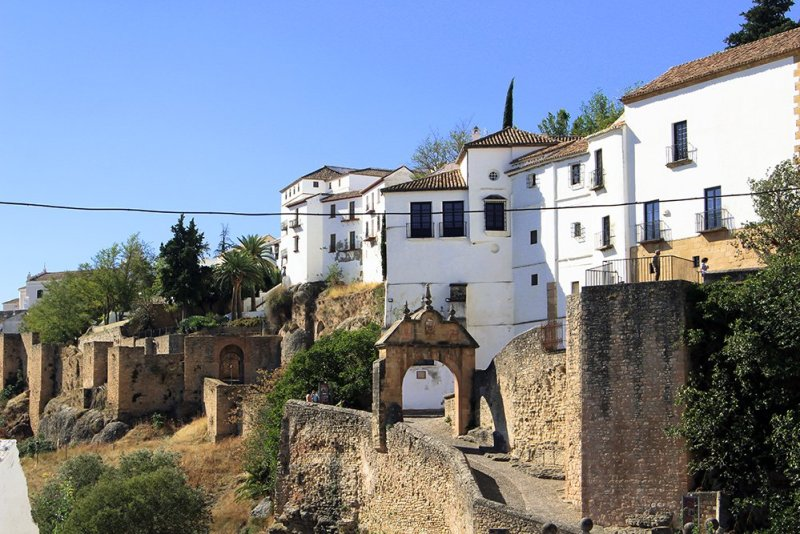 3 weeks of solo travel in Spain, Part 5: 1 day trip to Ronda | Puente Viejo