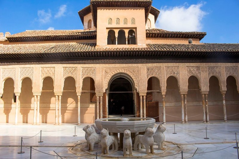 How and where to buy tickets for Alhambra, Granada, Spain | The Palace of the Lions