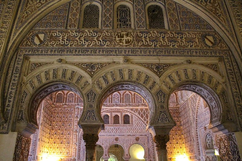 3 Weeks of Solo Travel in Spain, Part 6: a Long List of Places to See in Seville | Inside the Real Alcazar