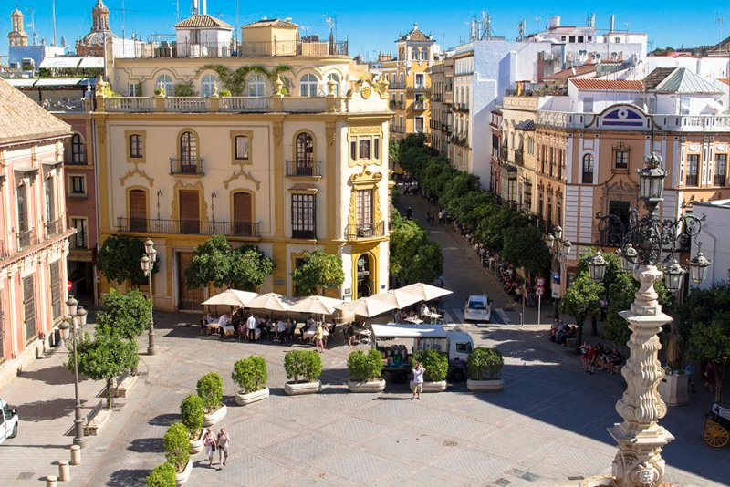 3 Weeks of Solo Travel in Spain: 3 days in Seville