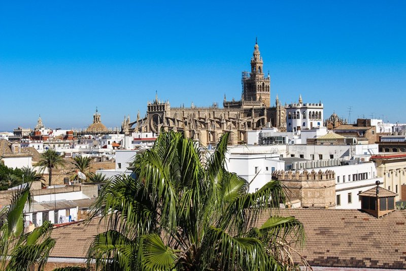 Solo Travel in Spain: a Long List of Places to See in Seville