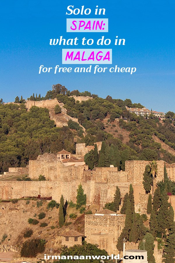 3 Weeks of Solo Travel in Spain: What to do in Malaga | Things to do in Malaga, Spain | Places to visit in Malaga, Spain | What to see in Malaga, Spain | Tourist attractions of Malaga, Spain | Solo travel in Malaga, Spain | Points of interest in Malaga, Spain