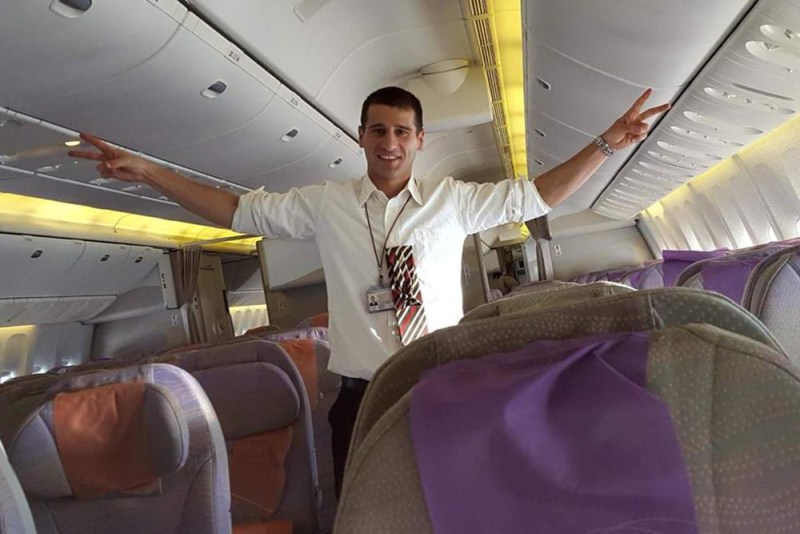Interview with a Flight Attendant: Questions You Wanted to Ask