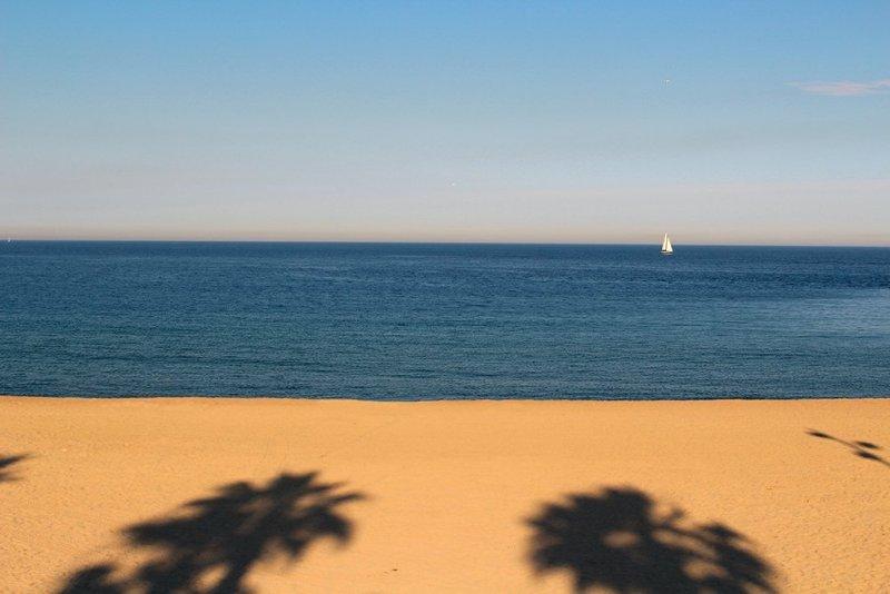 Что посмотреть в Барселоне в первый раз   Пляж Барселонета