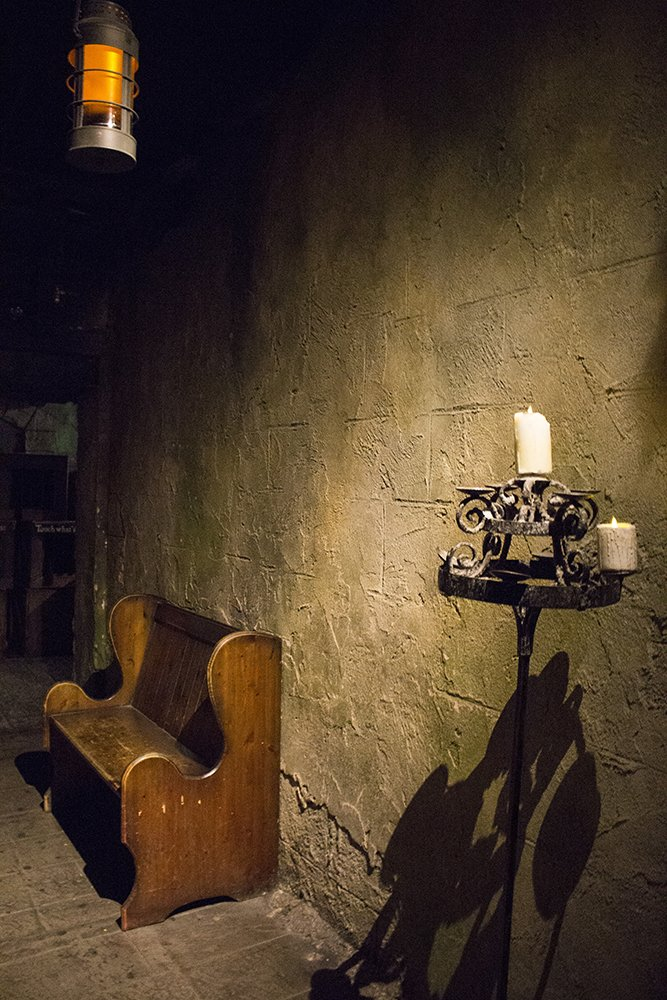Cool things to do in London |  The London Dungeon