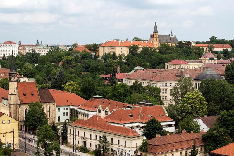 What to do in Prague for free | Prague from Vysehrad