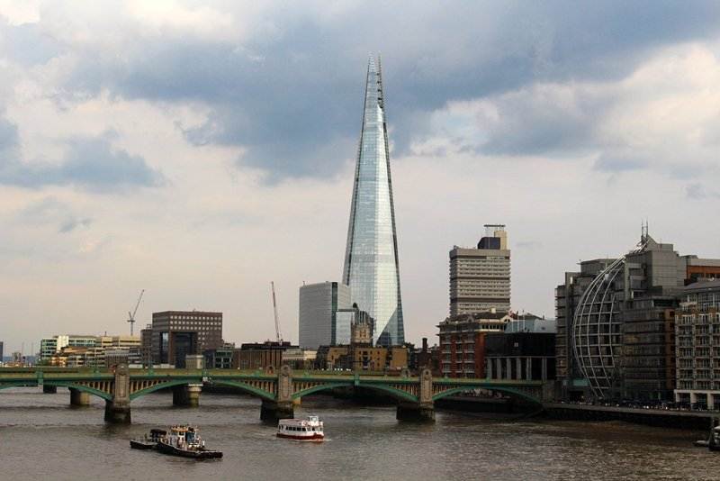 Cool things to do in London | The Thames embankment