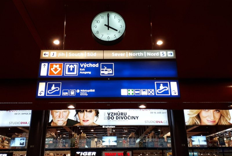 First Timer's Guide: Travel Tips for Prague | Main railway station