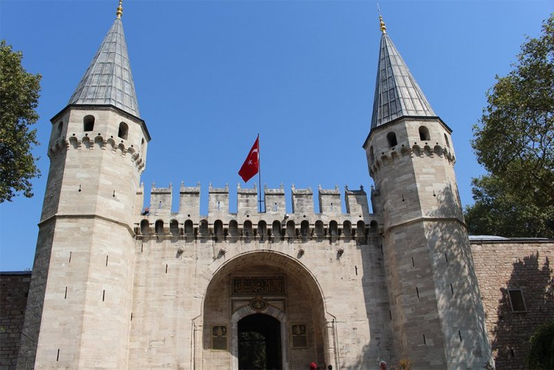 Что посетить в Стамбуле   Дворец Топкапы