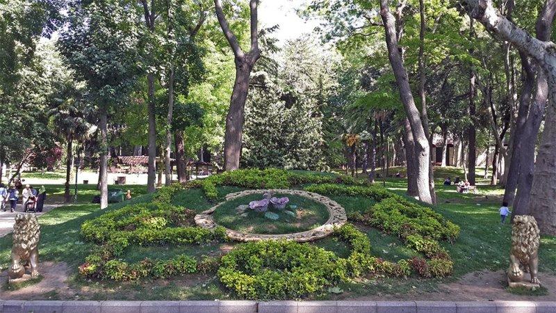 Что посетить в Стамбуле   Парк Гюльхане