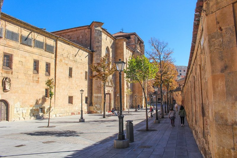 Things to do in Salamanca, Spain | Convento de las Ursulas