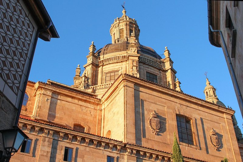 Things to do in Salamanca, Spain   La Clerecia