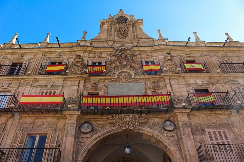 Things to do in Salamanca, Spain | Plaza Mayor