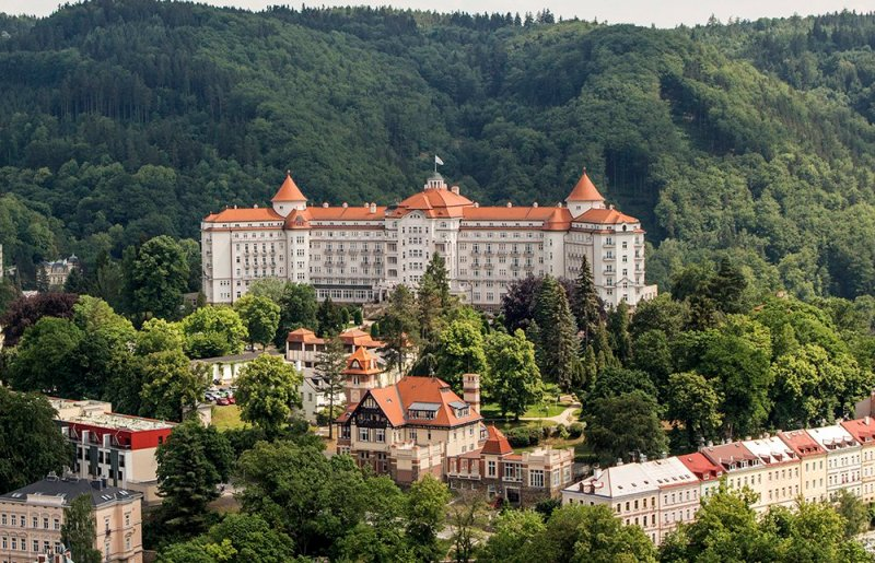 A day trip from Prague: what to do in Karlovy Vary   Hotel Imperial