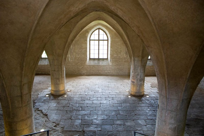 Kutna Hora on a day trip from Prague: things to do | Inside the Corpus Christi Chapel