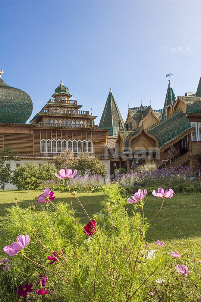 Moscow pictures: stunning photos of Moscow   Kolomenskoye Palace in Moscow
