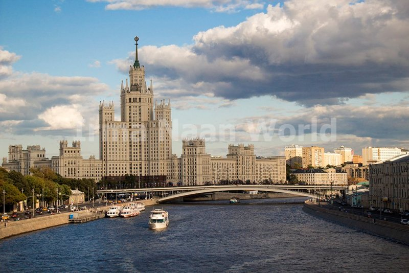 Moscow pictures: stunning photos of Moscow   Kotelnicheskaya Embankment Building in Moscow