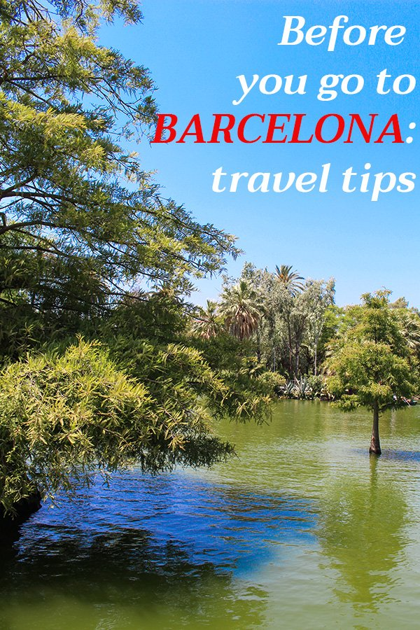 Things to know before travelling to Barcelona, Spain   Travel tips for Barcelona, Spain   Travel advice for Barcelona, Spain
