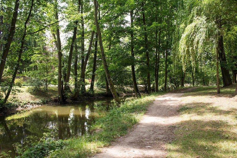 Things to do in Olomouc, Czech Republic, in half a day   Bezrucovy Gardens