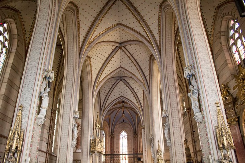 Things to do in Olomouc, Czech Republic, in half a day | Inside Saint Wenceslas Cathedral