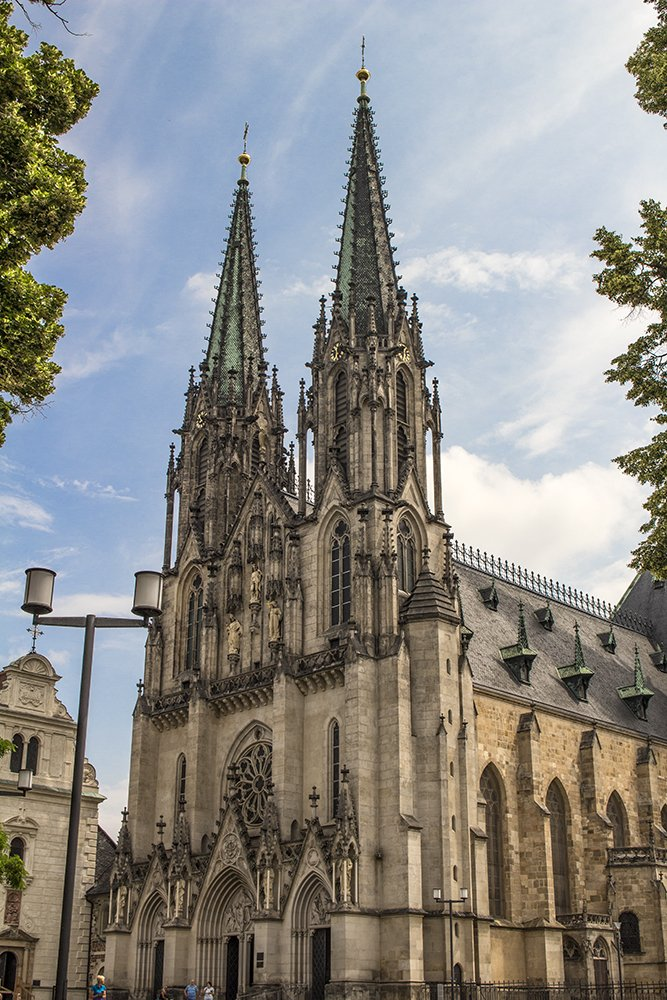 Things to do in Olomouc, Czech Republic, in half a day | Saint Wenceslas Cathedral