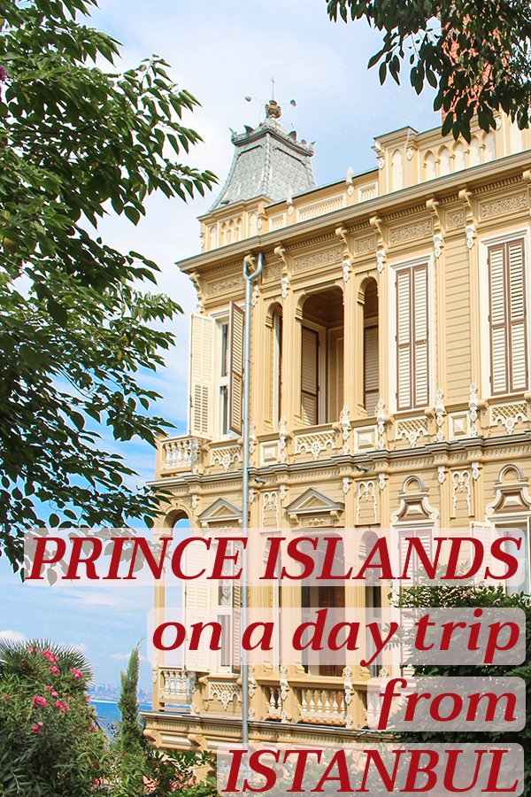 A full guide to the Prince Islands, Istanbul, Turkey | Travel tips for the Prince Islands, Istanbul, Turkey | Things to know before going to the Prince Islands, Istanbul, Turkey