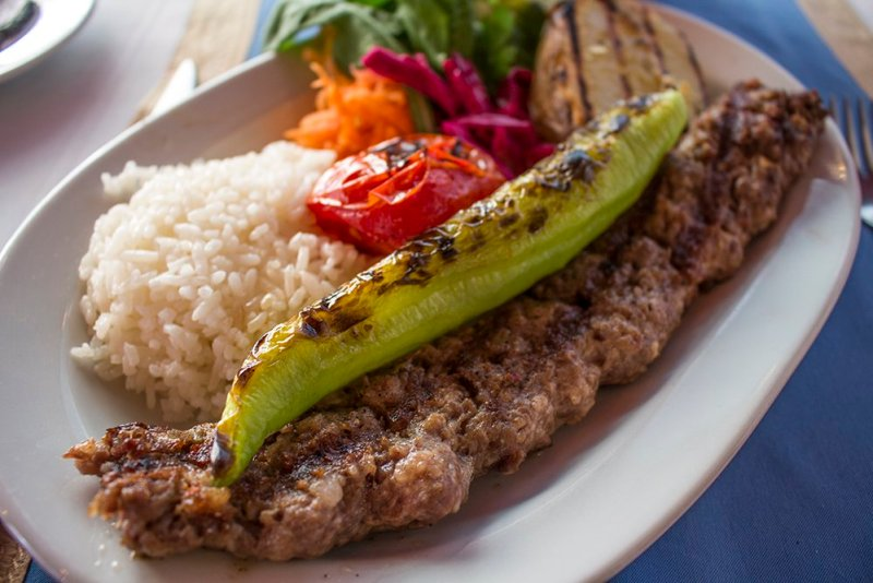 Traditional Turkish food: what to eat in Istanbul   Kebab