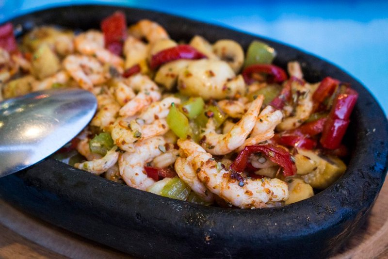 Traditional Turkish food: what to eat in Istanbul | Shrimps