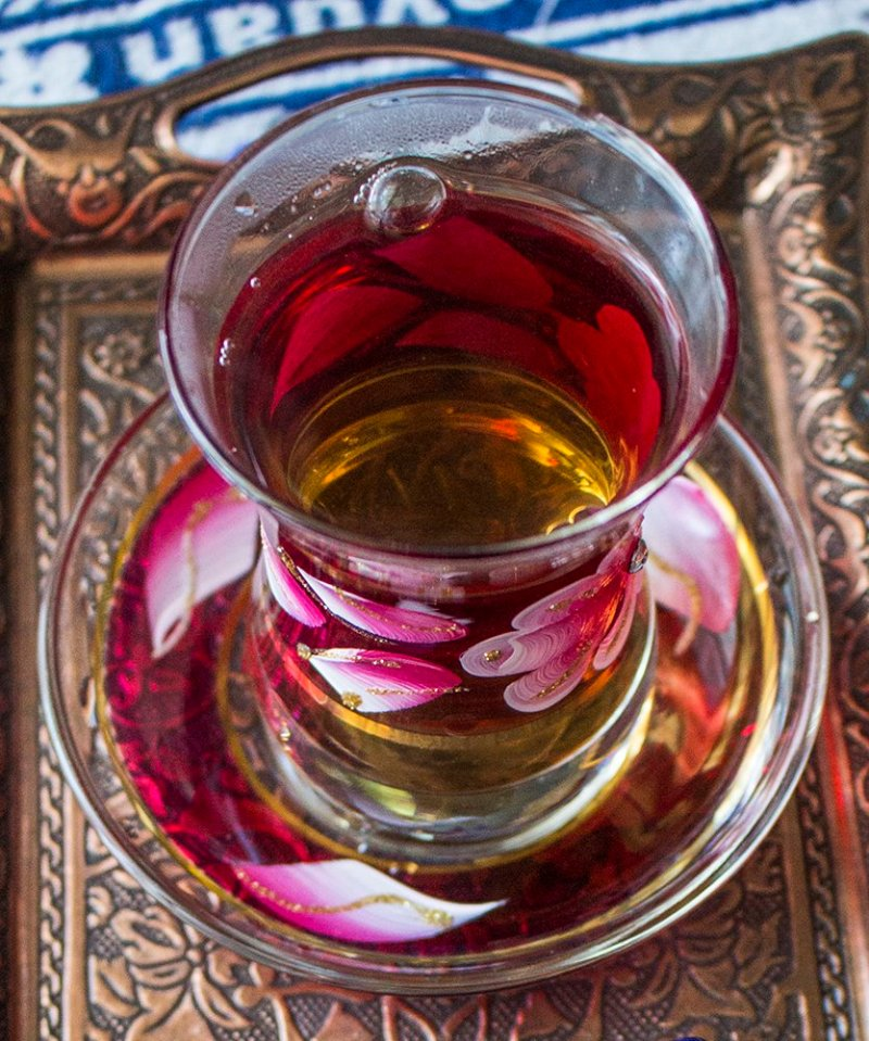 Traditional Turkish food: what to eat in Istanbul | Tea