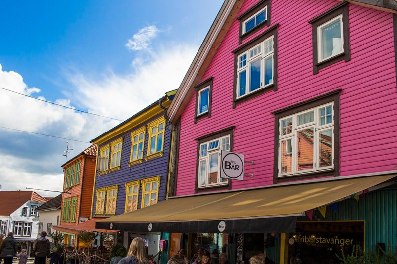 What to do in Stavanger in one day | Fargegaten