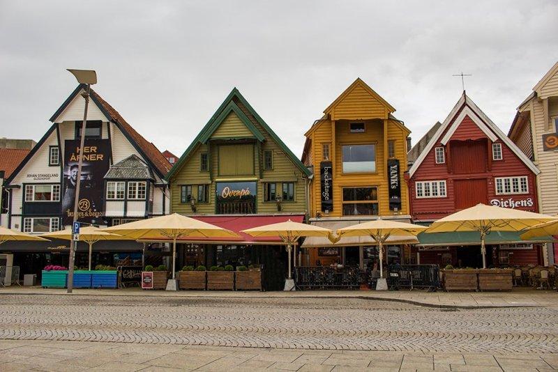 What to do in Stavanger in one day | Vågen waterfront