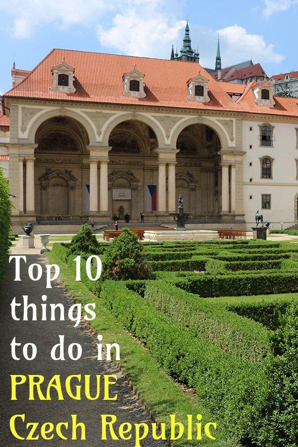 Prague sightseeing: my top 10 things to do in Prague | What to do in Prague, Czech Republic | Tourist Attractions of Prague, Czech Republic | What to see in Prague, Czech Republic | Places to visit in Prague, Czech Republic
