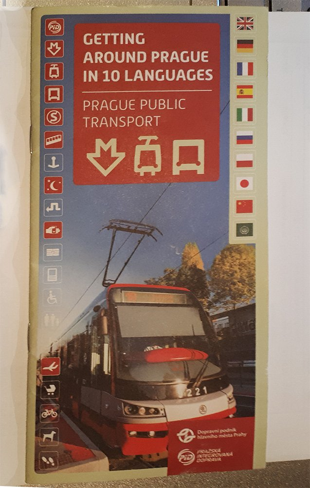 A guide to Prague public transport