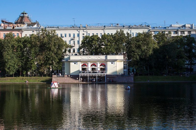 What to do in Moscow for free | Patriarchs Ponds