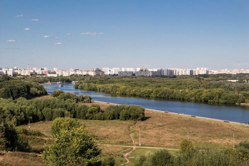 What to do in Moscow for free   View from Dyakovo Settlement in Kolomenskoye