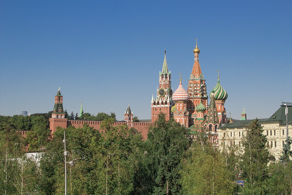 What to do in Moscow, Russia, for free