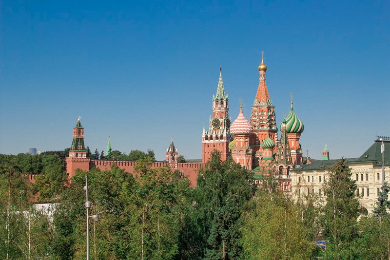 Russia: what to do in Moscow for free