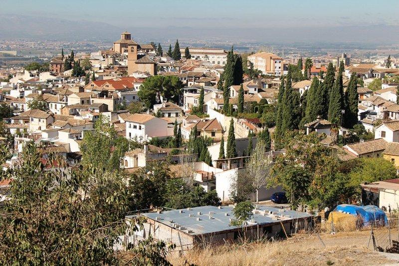 Альбайсин в Гранаде