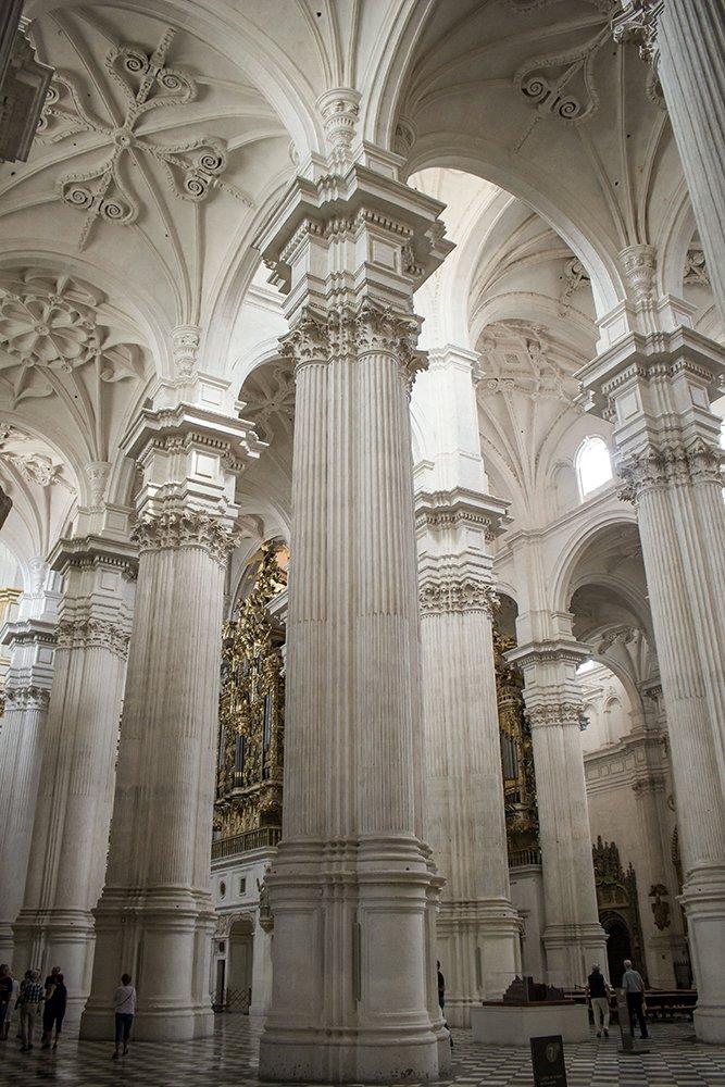 Самые красивые достопримечательности Гранады: в Кафедральном соборе